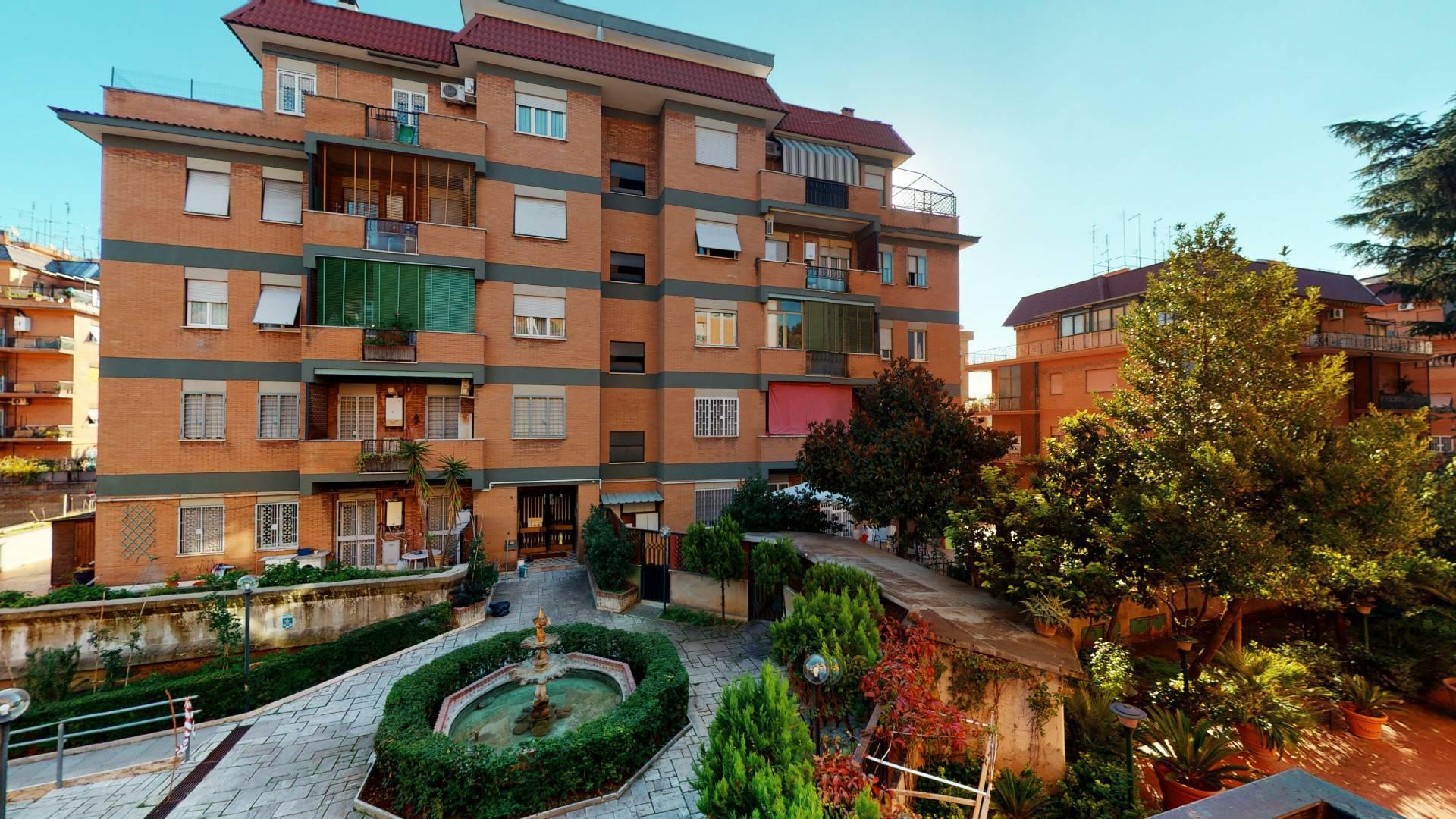 1118418190 Trilocale in Via Castore Durante, Roma, Zona Centocelle