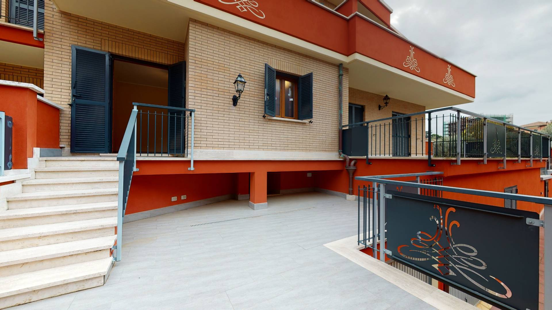 1118418303 Pentalocale in Via Porto Empedocle, Roma, Zona VERMICINO-NUOVE COSTRUZIONI