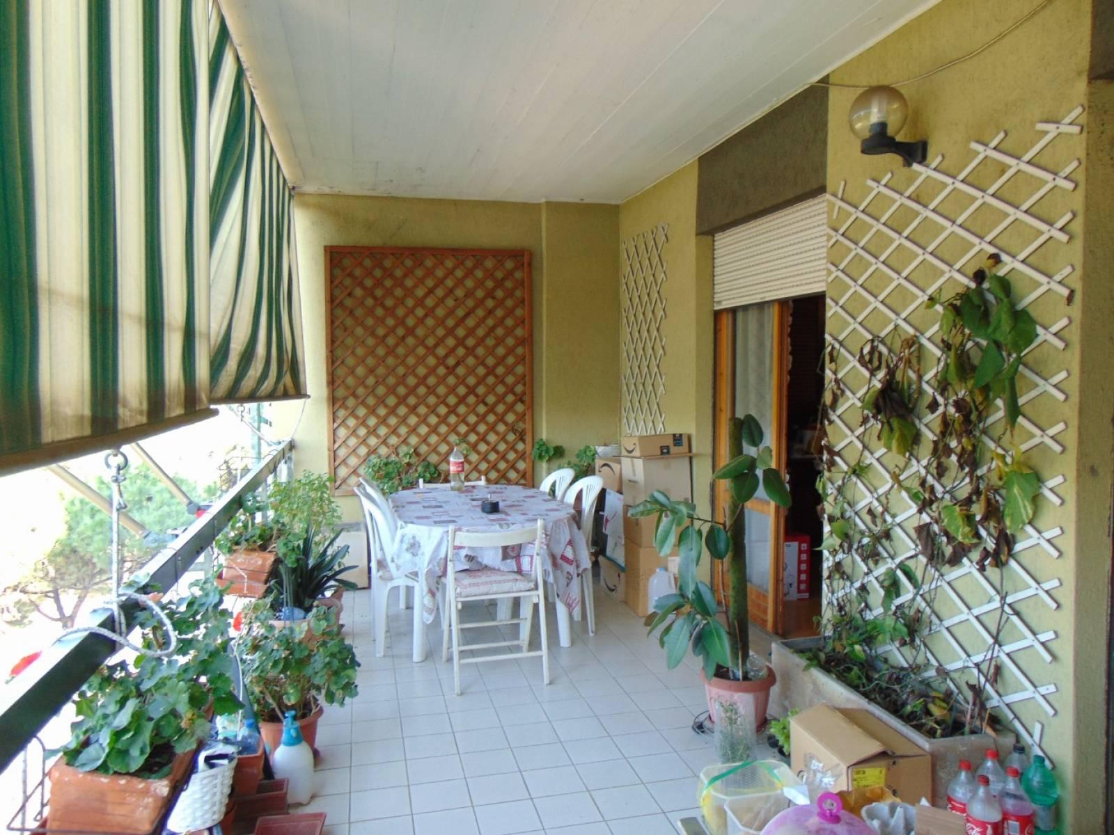 1118418462 Trilocale in Via Casal Tidei, Roma, Zona San Basilio