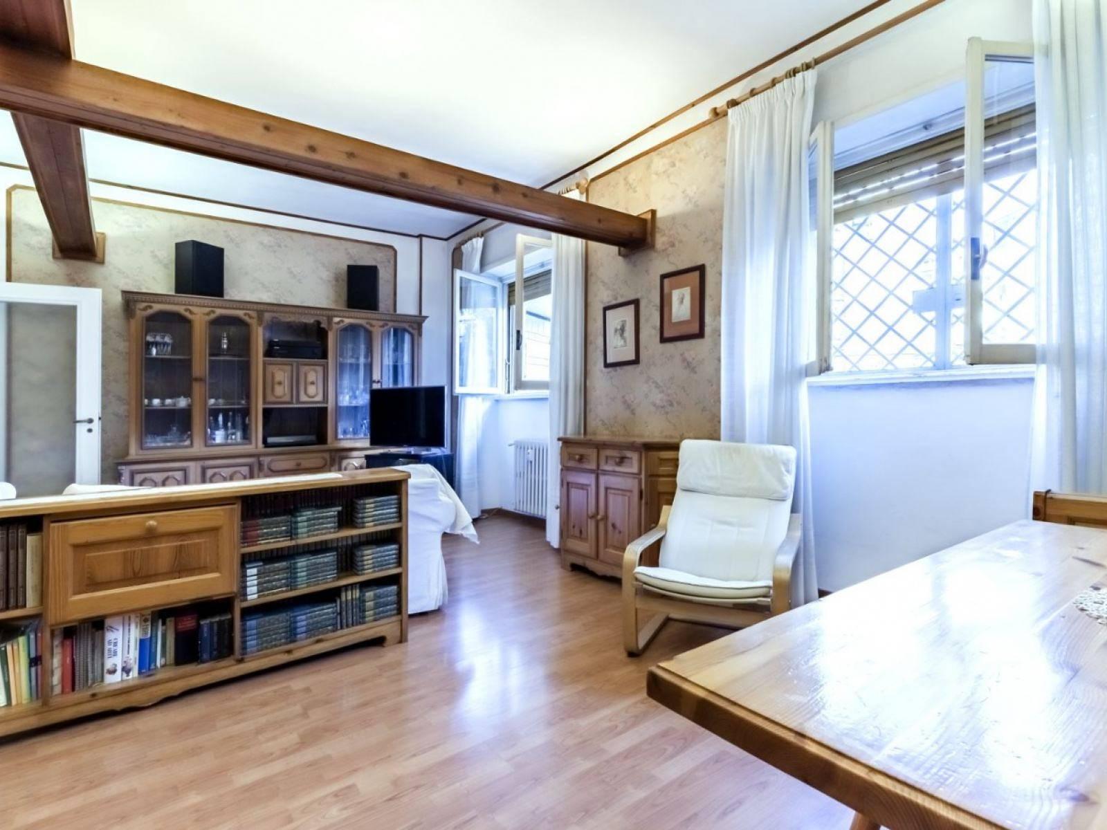 1118418466 Quadrilocale in Via Cesare Fani, Roma, Zona Nuovo Salario