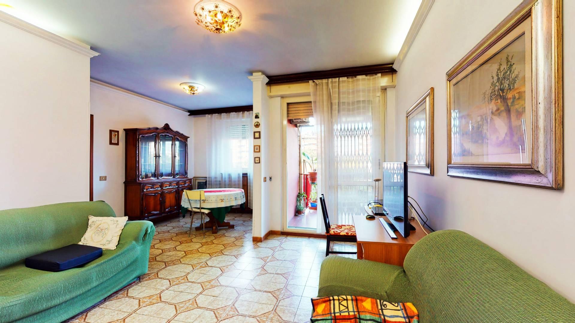 1118418339 Trilocale in Via Antonino Bongiorno, Roma, Zona Colli Aniene