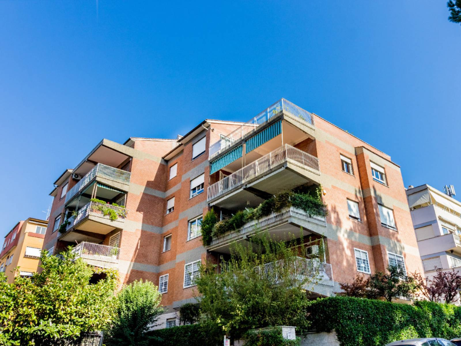 1118418605 Quadrilocale in Via Del Podismo, Roma, Zona Farnesina