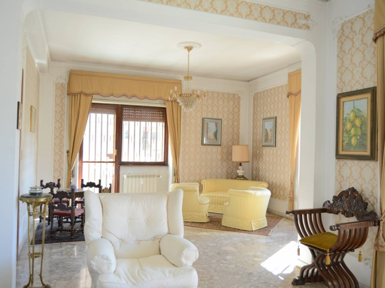 1118418641 Pentalocale in Via Luigi Lilio, Roma, Zona Tintoretto
