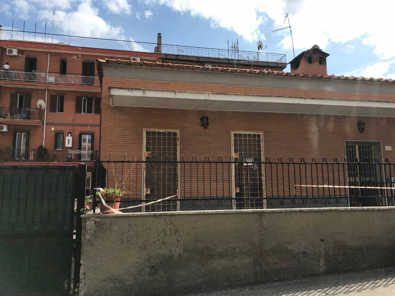 1118418644 Quadrilocale in Via Montespertoli, Roma, Zona Tomba di Nerone