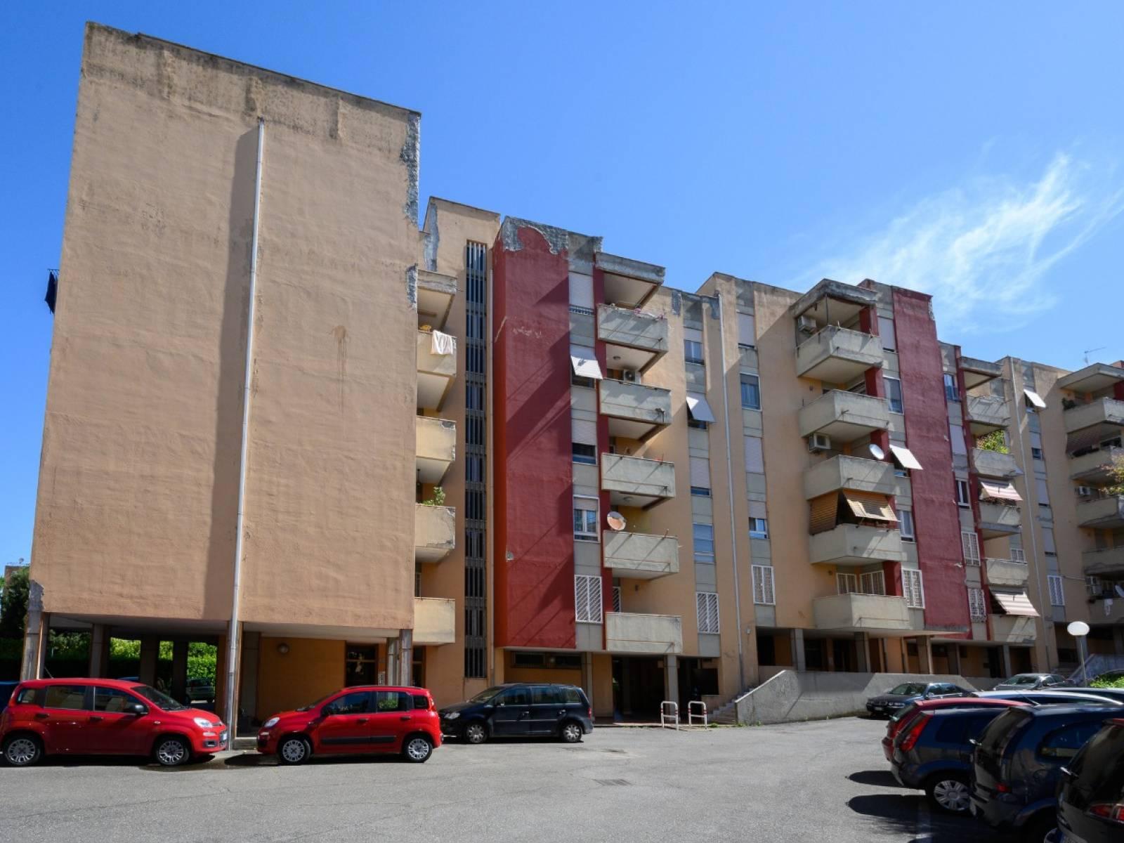 1118418674 Quadrilocale in Via Castel Di Ieri, Roma, Zona la Rustica
