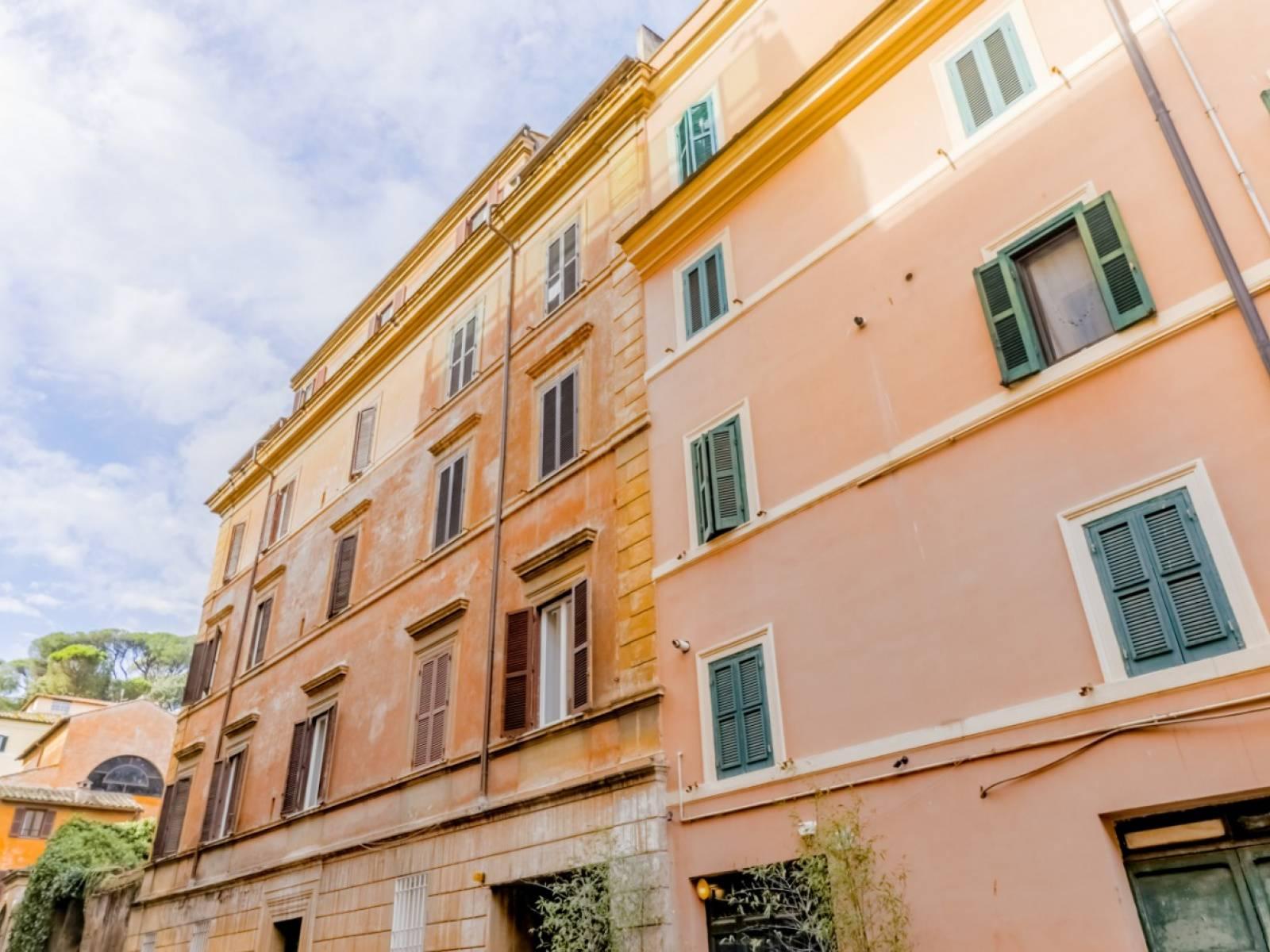 1118418827 Bilocale in Via Delle Mantellate, Roma, Zona Trastevere