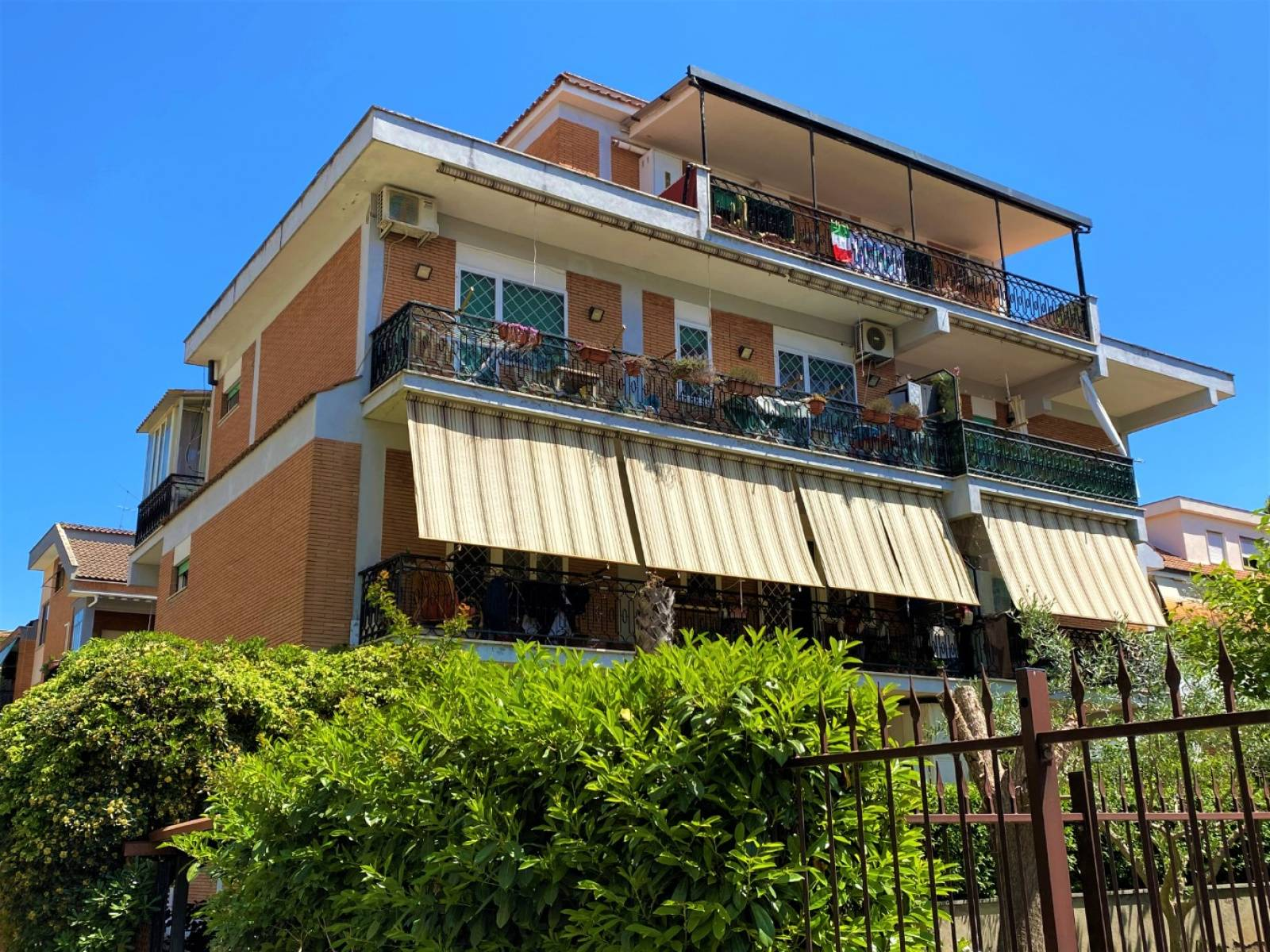 1118419119 Trilocale in Via Taurianova, Roma, Zona Capannelle