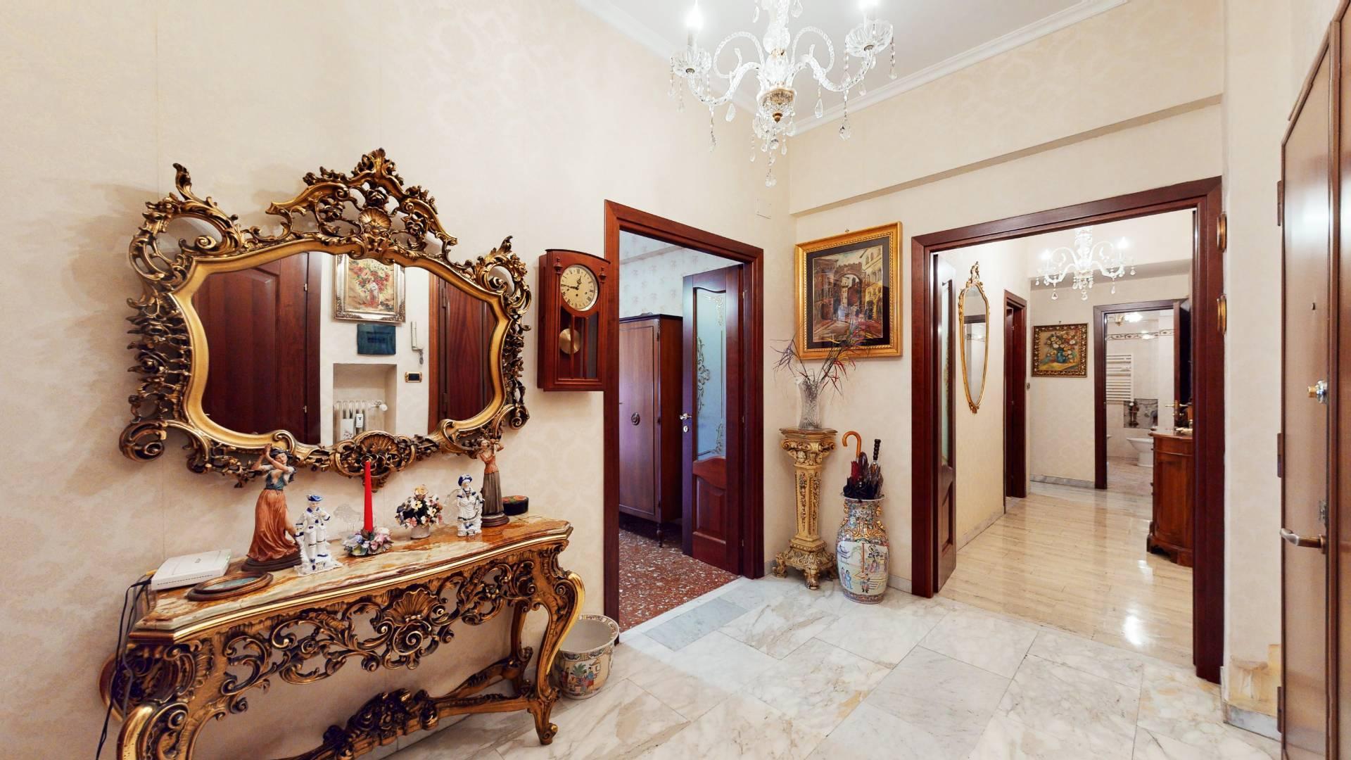 1118419075 Quadrilocale in Via Giacomo Bresadola, Roma, Zona Centocelle