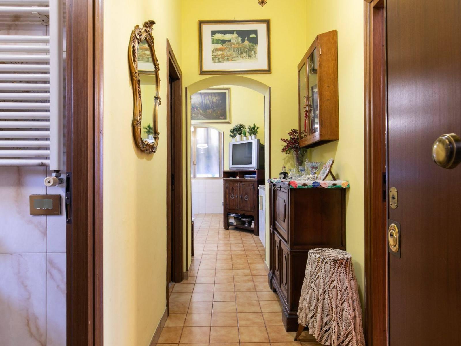 1118419193 Trilocale in Via Carlo Lorenzini, Roma, Zona Talenti
