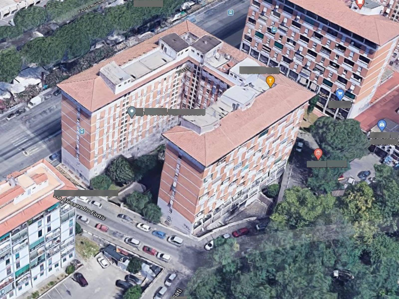 1118419200 Quadrilocale in Piazza Ottaviano Vimercati, Roma, Zona Nuovo Salario