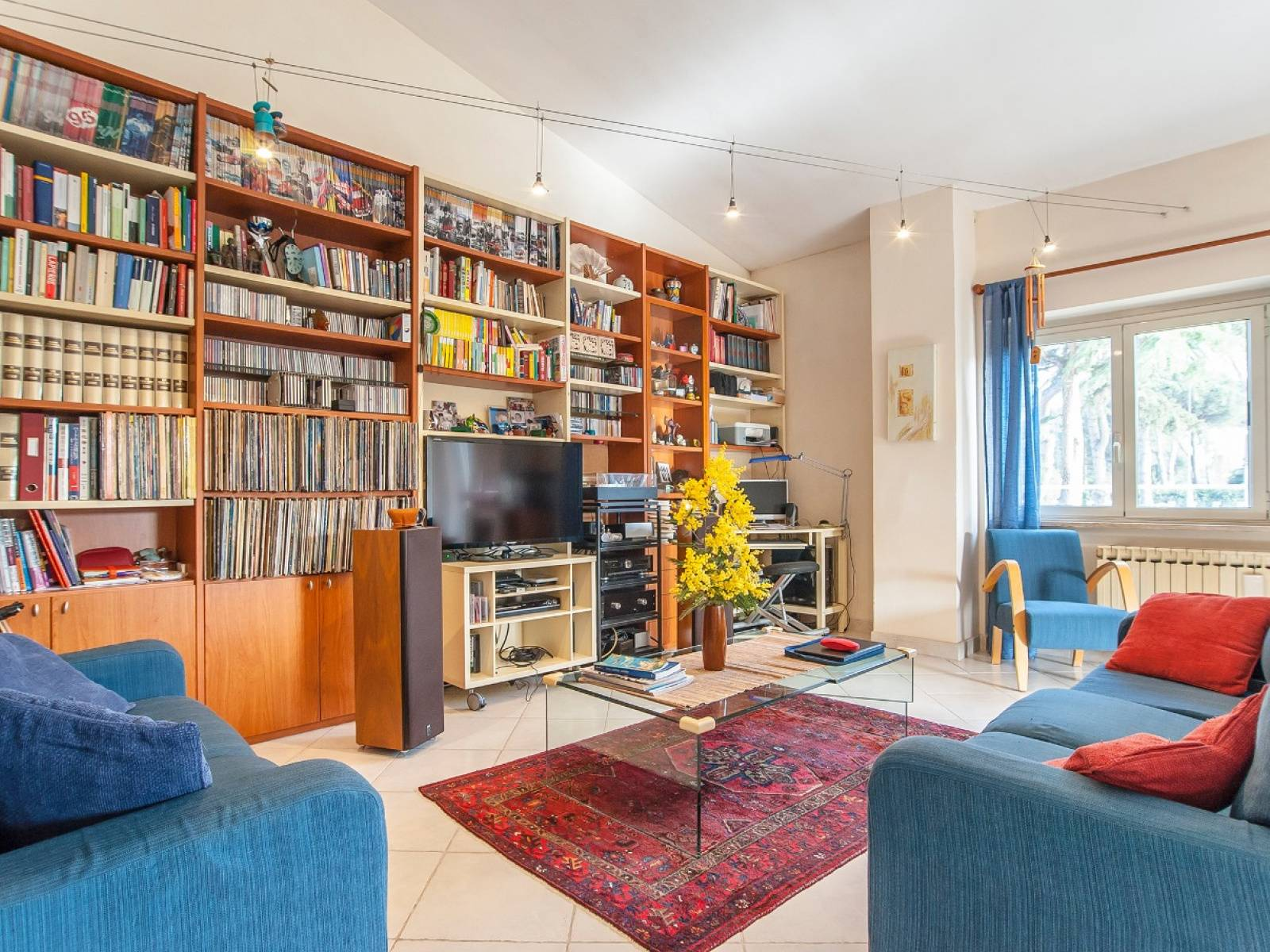 1118419400 Quadrilocale in Via Carlo Pedrotti, Roma, Zona Infernetto
