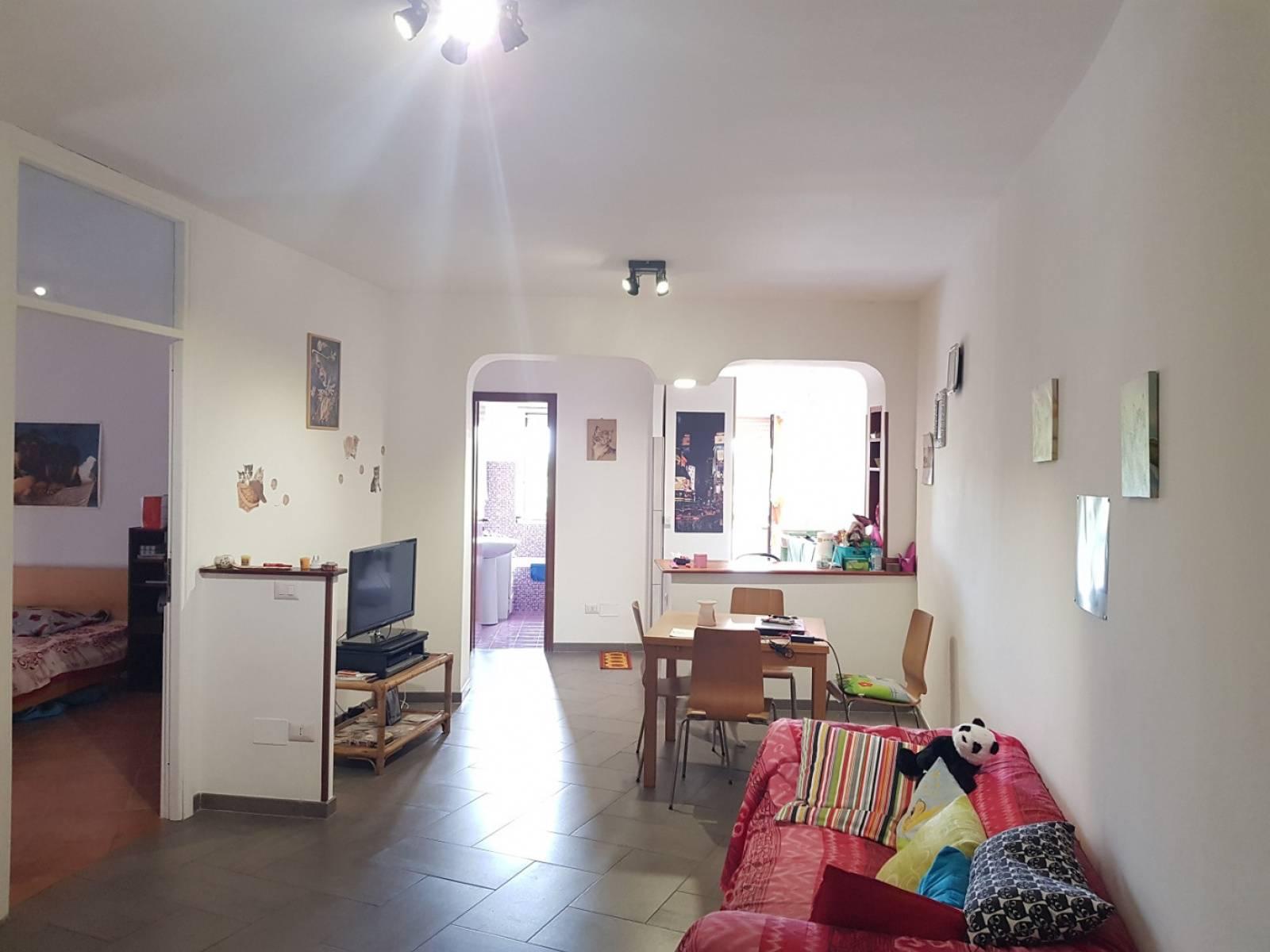 1118419555 Trilocale in Via Angelo Viscogliosi, Roma, Zona Tor Tre Teste