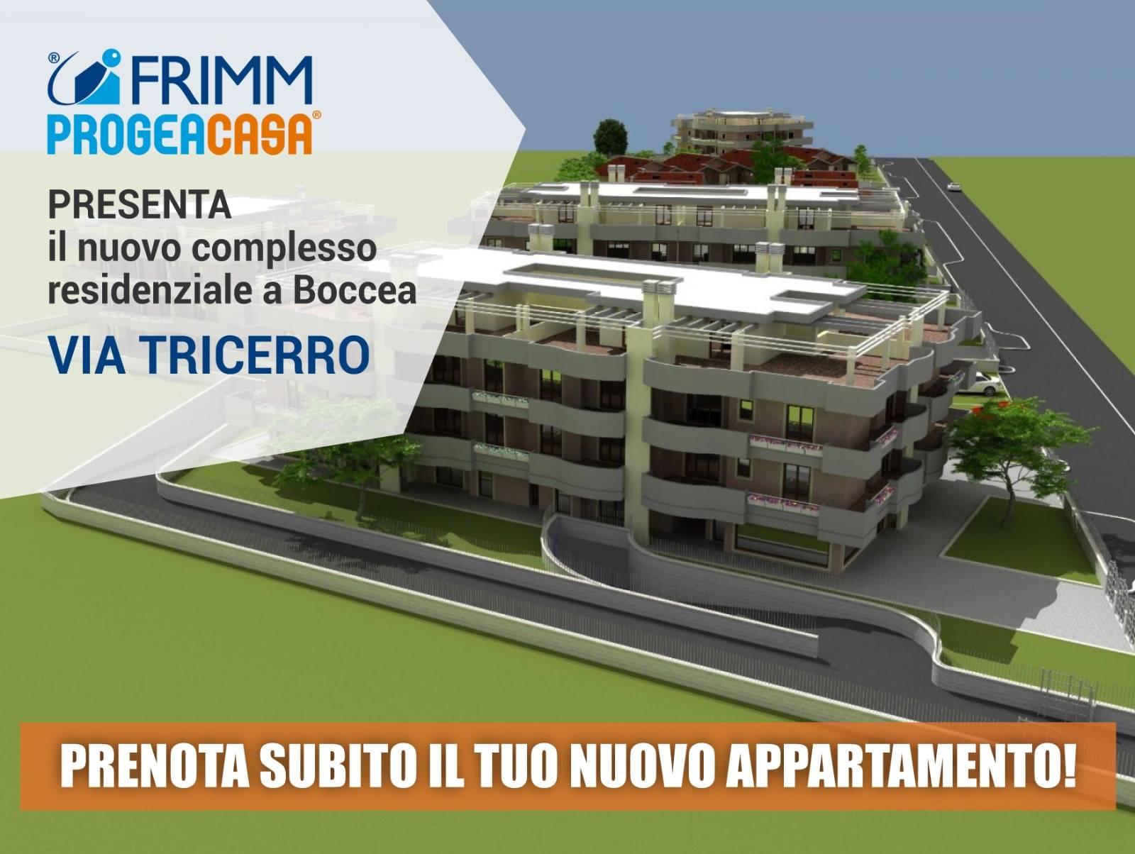 1118419604 Bilocale in Via Tricerro, Roma, Zona Boccea/Nuove Costruzioni