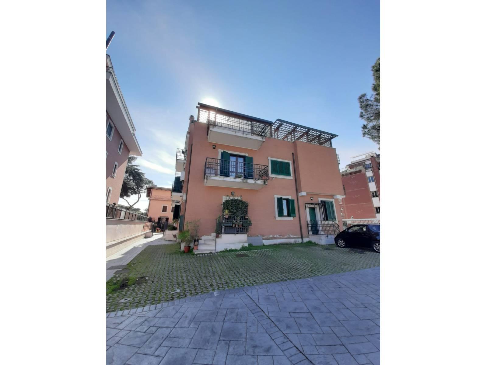 1118419734 Quadrilocale in Via Della Stazione Aurelia, Roma, Zona Gregorio VII
