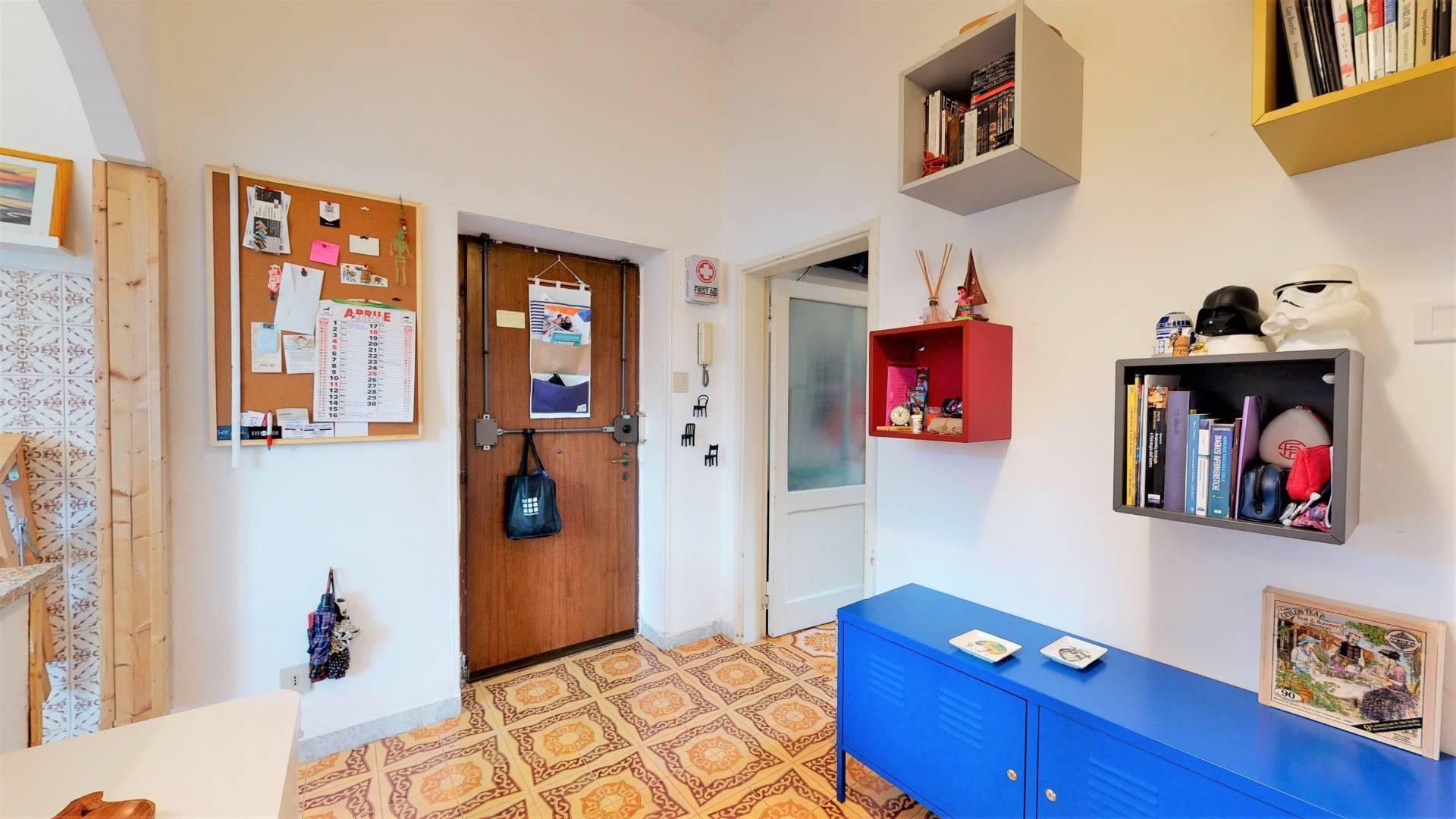 1118419775 Bilocale in Via Giuseppe Bellucci, Roma, Zona Casal De Pazzi