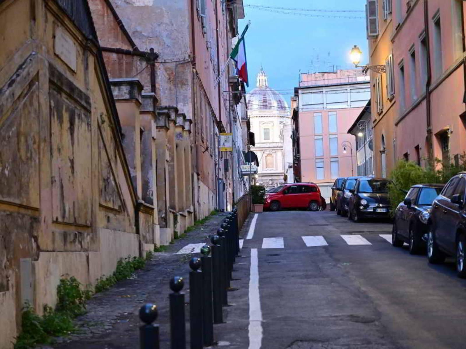 1118419960 Trilocale in Via Giovanni Lanza, Roma, Zona Monti