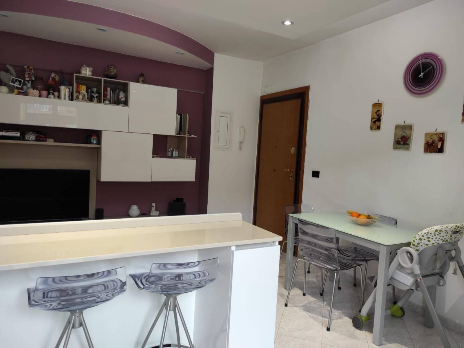 1118420035 Trilocale in Via Cesare Ricotti, Roma, Zona Casal Bertone