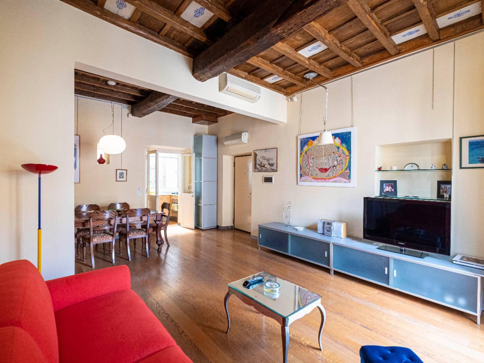 1118420322 Quadrilocale in Largo Giuseppe Toniolo, Roma, Zona Centro Storico