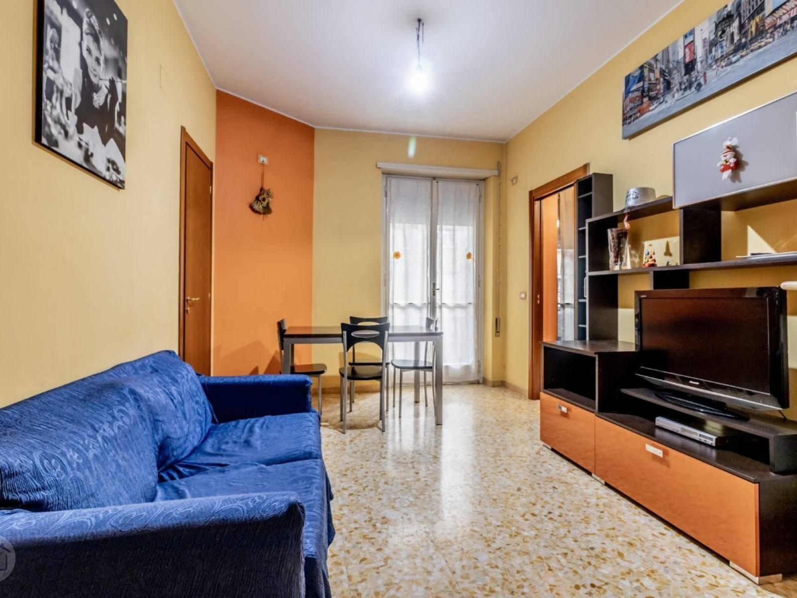 1118420343 Quadrilocale in Via Eugenio Checchi, Roma, Zona Tiburtina, Casal bruciato