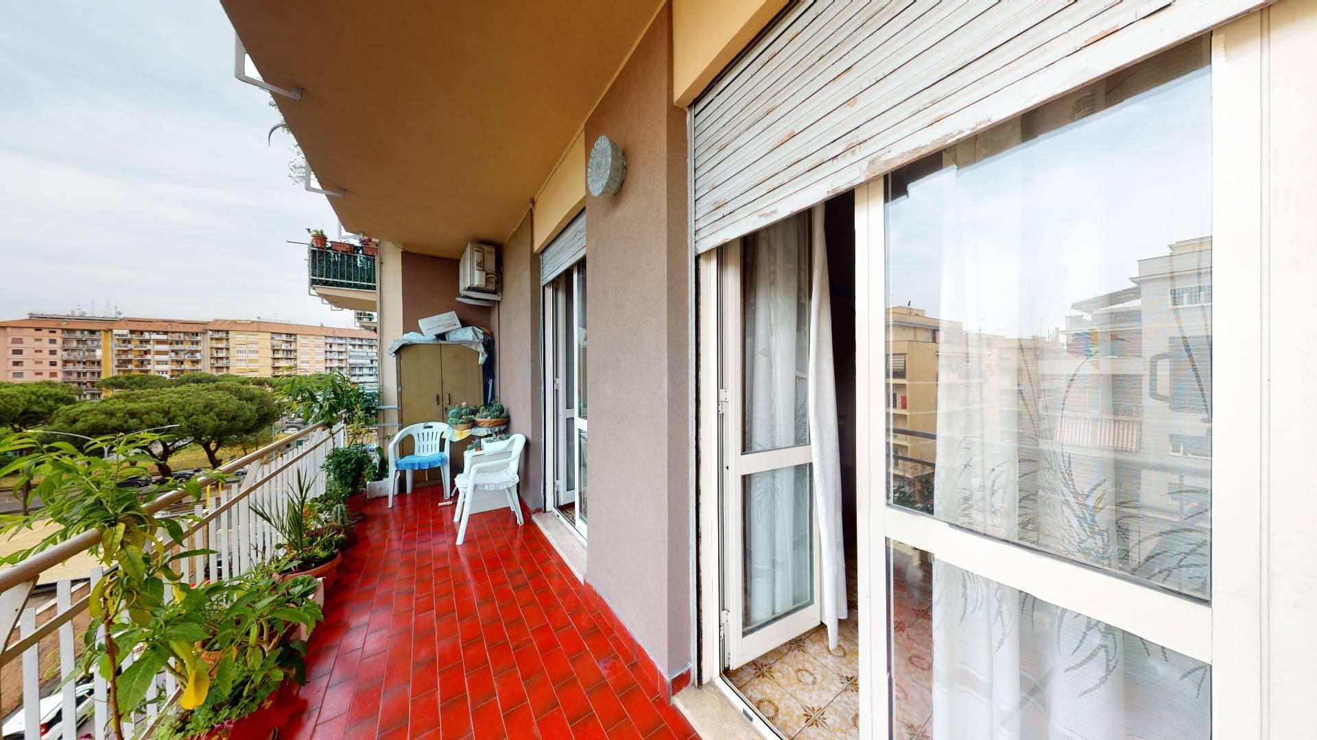 1118420283 Trilocale in Via Prenestina, Roma, Zona Villa Gordiani