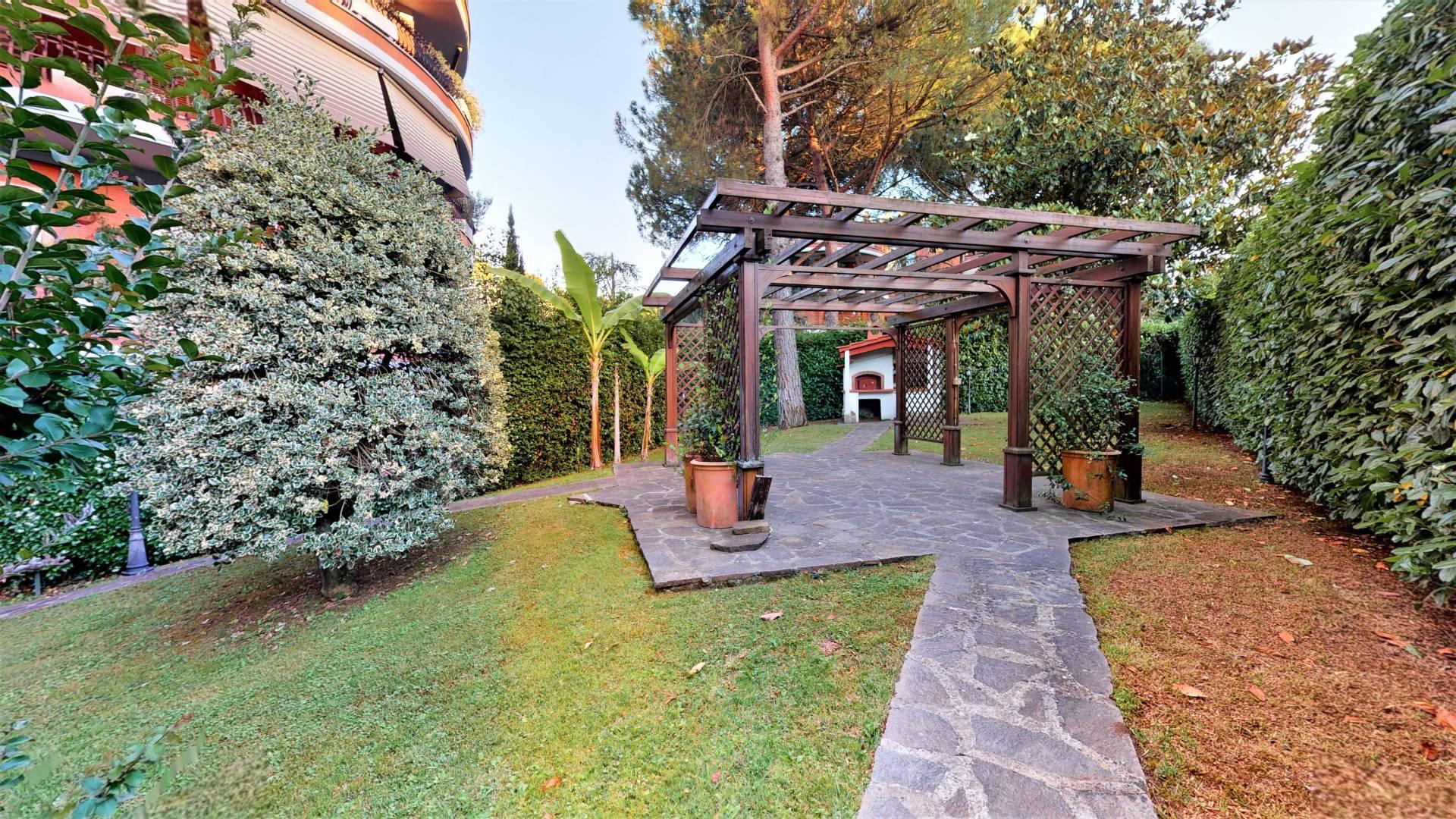 1118420500 Plurilocale (6) in Via Giuseppe Silla, Roma, Zona Giustiniana