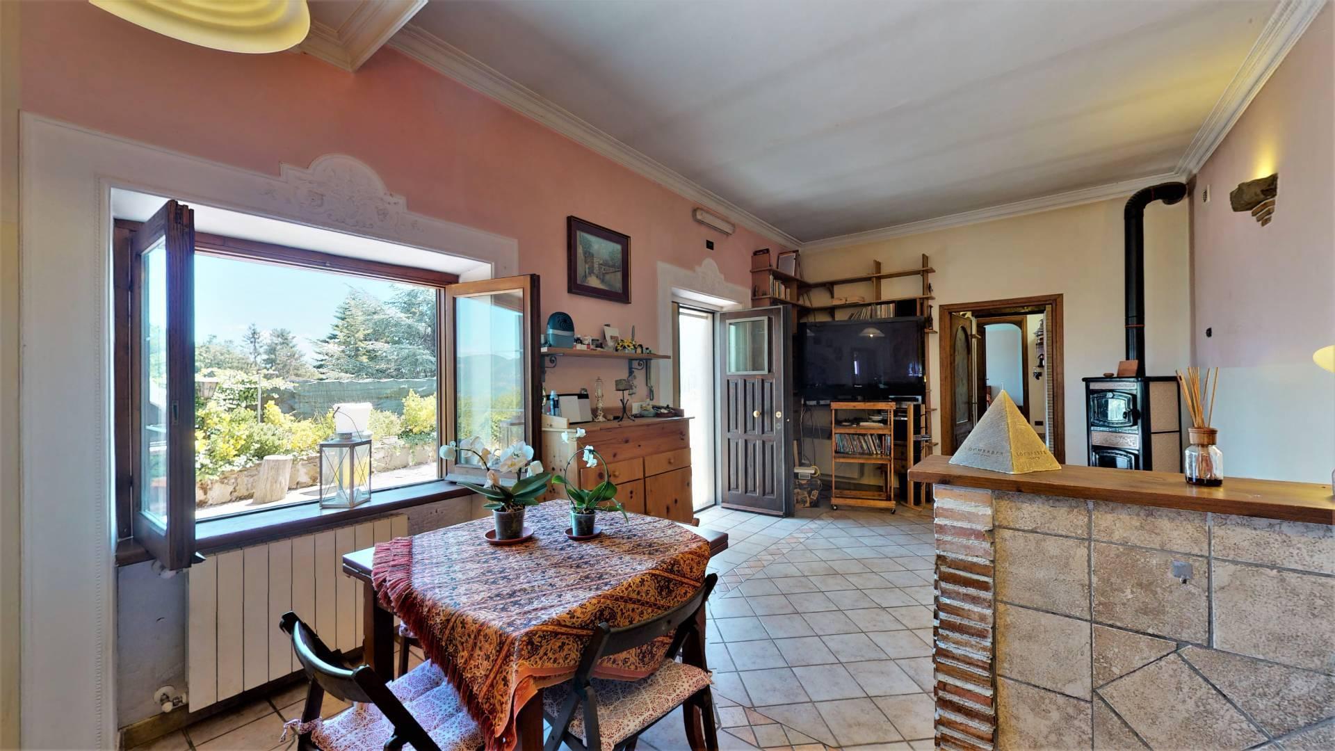 Villa a Schiera in vendita a San Vito Romano, 3 locali, prezzo € 159.000 | CambioCasa.it