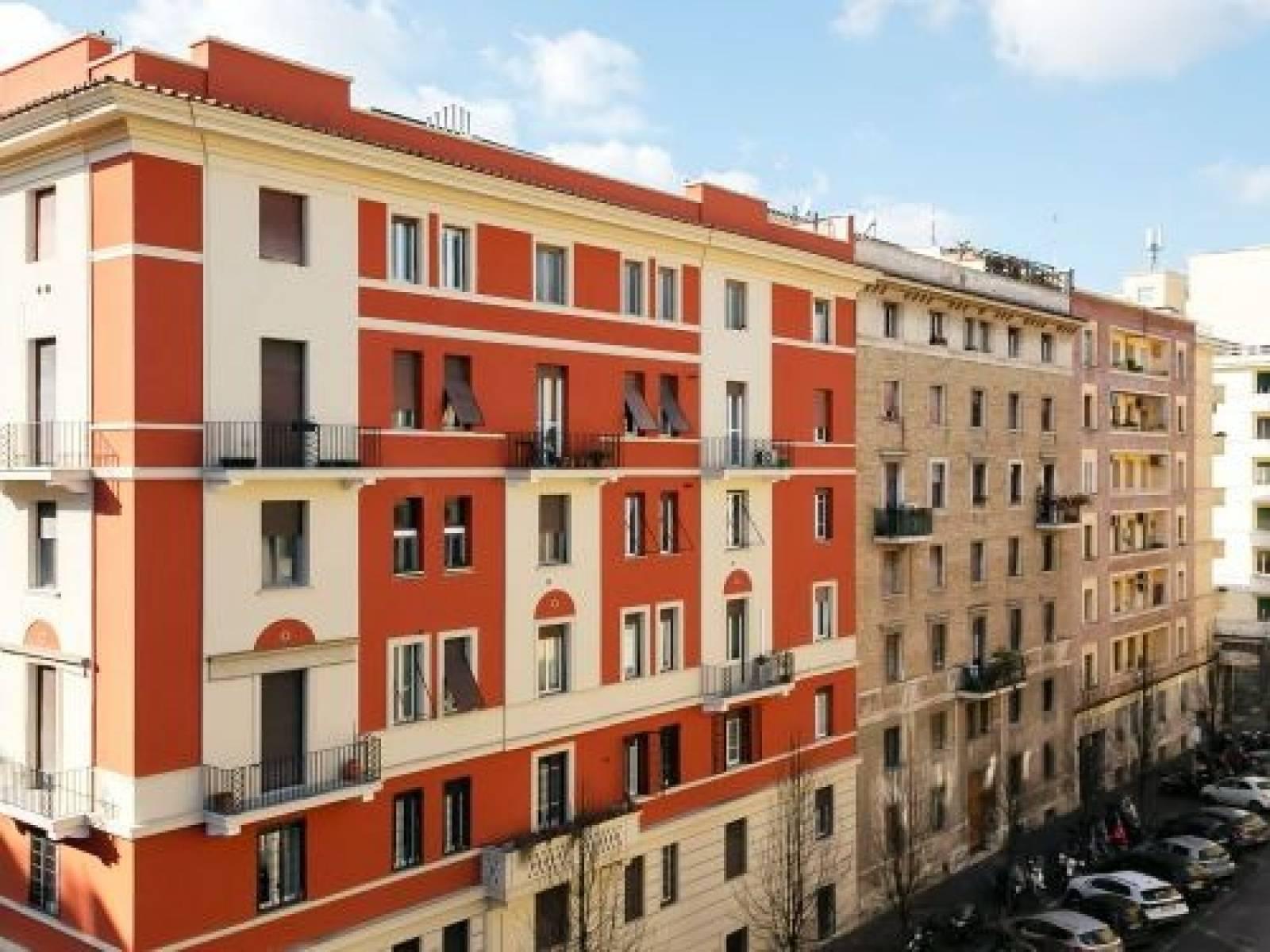 1118420575 Quadrilocale in Via Carlo Mirabello, Roma, Zona Prati