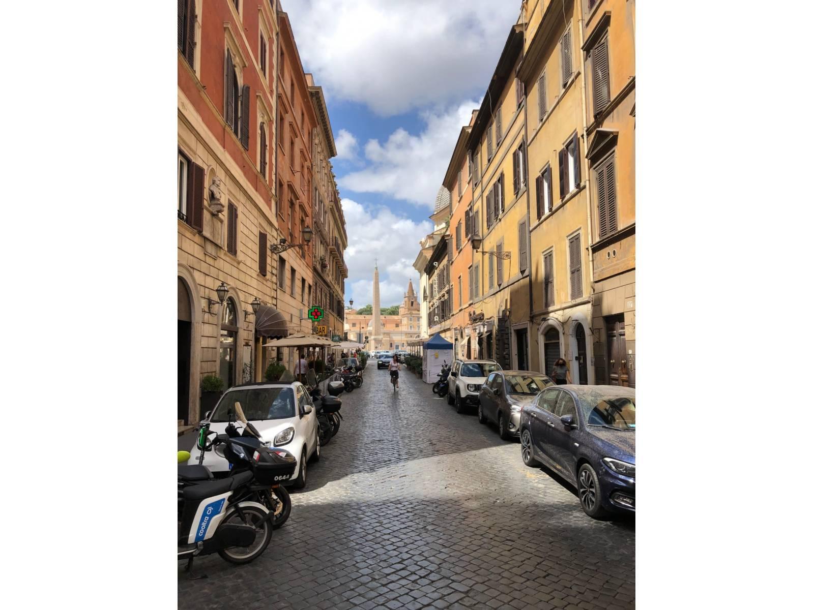 1118420648 Trilocale in Via Di Ripetta, Roma, Zona Centro Storico