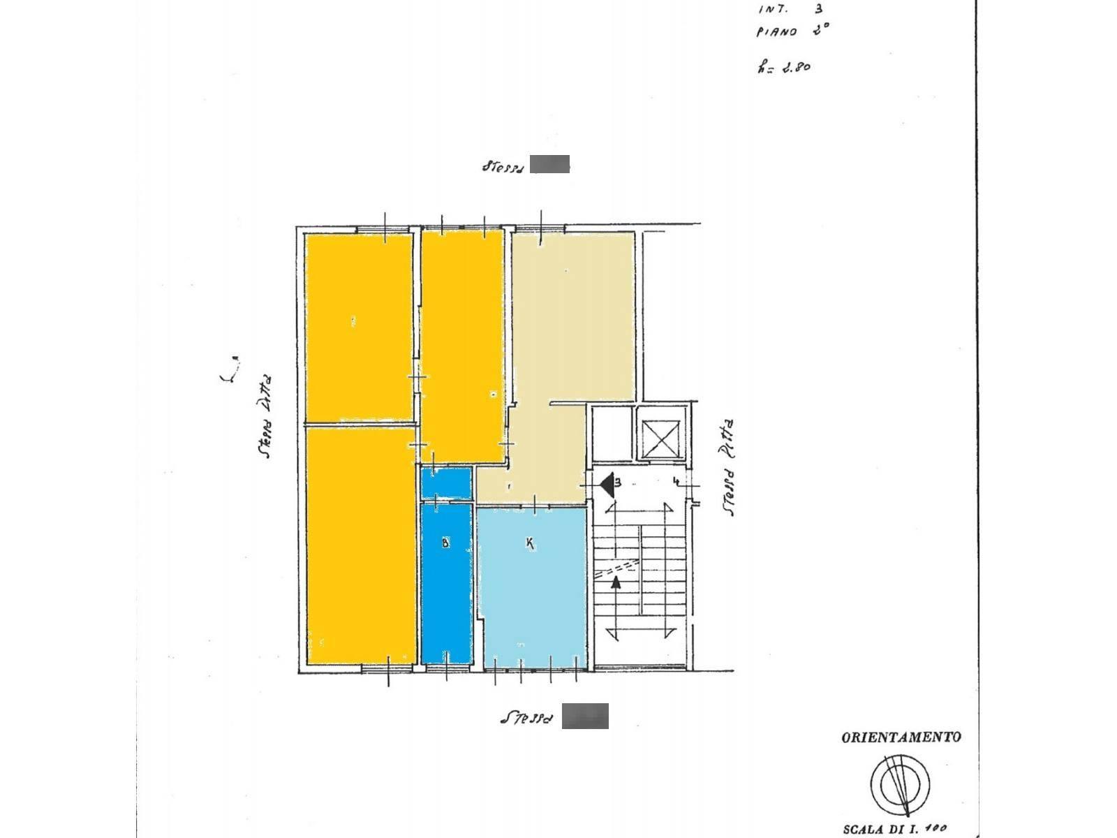 1118420727 Quadrilocale in Viale Di Torre Maura, Roma, Zona Torre Maura