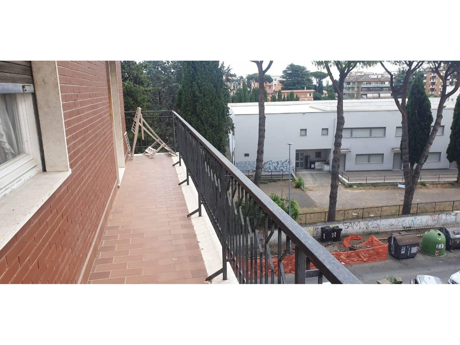 1118420752 Quadrilocale in Via Stefano Borgia, Roma, Zona Primavalle