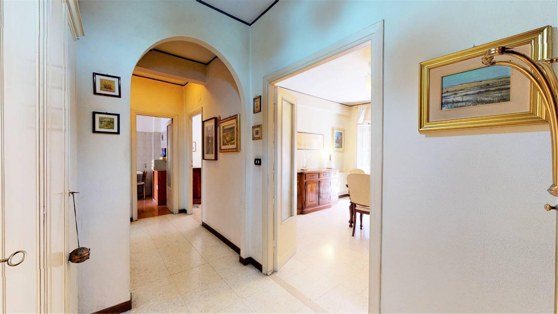 1118420734 Bilocale in Via Attilio Hortis, Roma, Zona Villa Gordiani