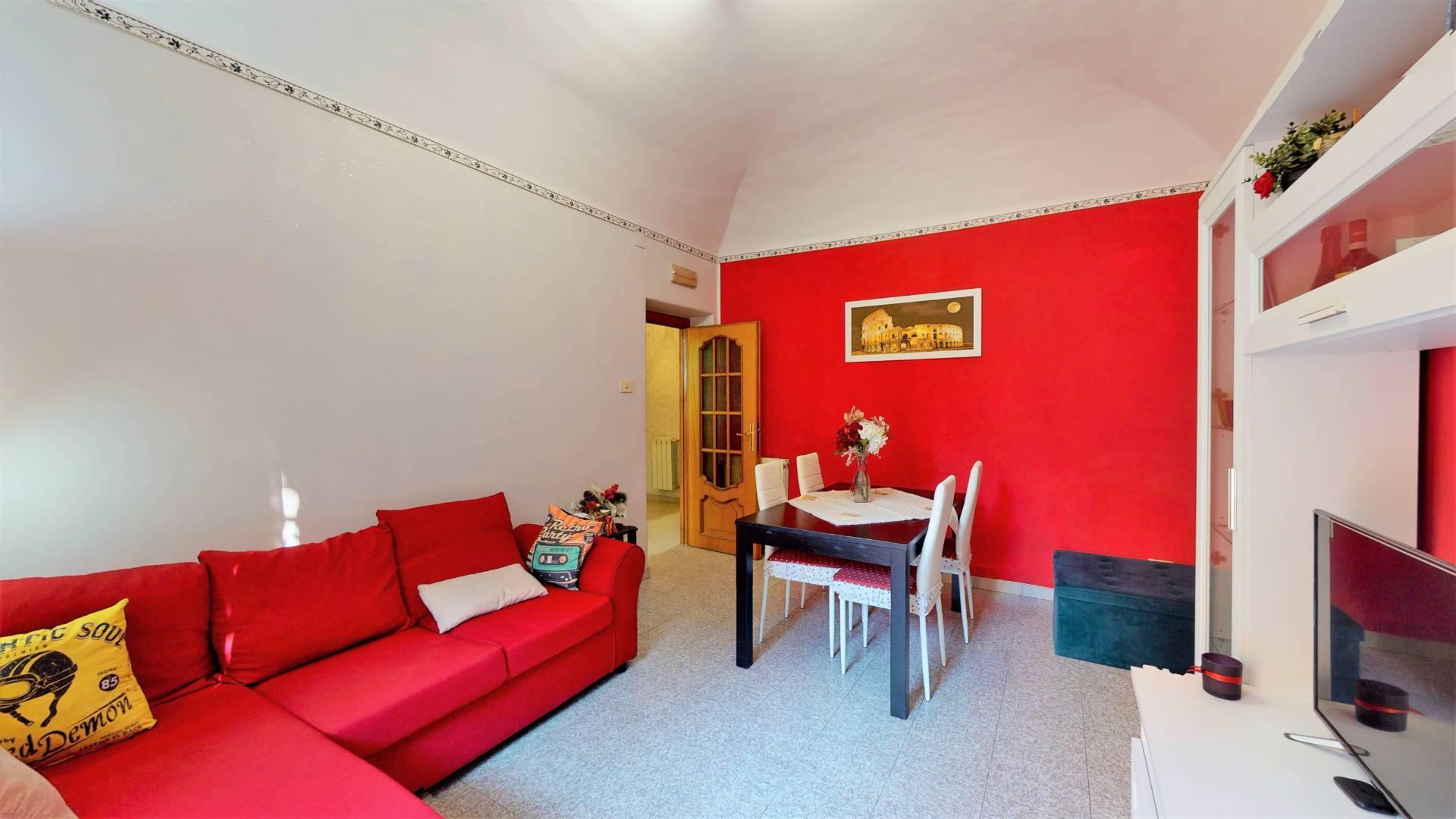 1118420978 Trilocale in Via Delle Dalie, Roma, Zona Centocelle