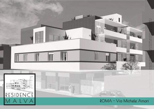 1118417380 Appartamento in vendita Roma Appio Latino Nuove Costruzioni