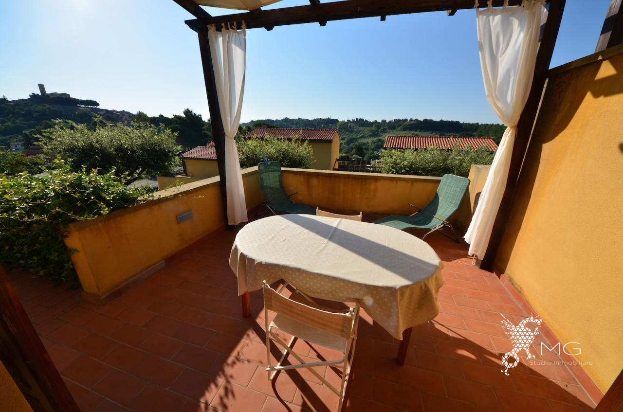 Bilocale Montescudaio Via Dei Tre Comuni 8