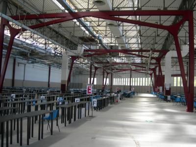 Vai alla scheda: Capannone Industriale Affitto Pisa