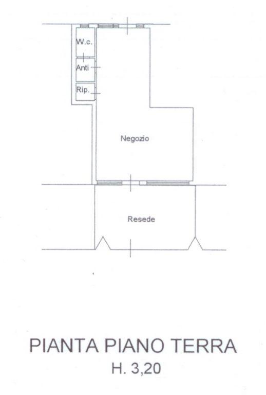 Attività commerciale in affitto a Terricciola (PI)