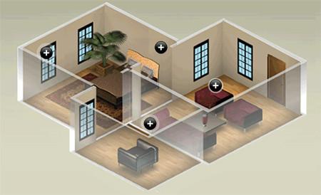 Appartamento in affitto a Montespertoli, 5 locali, prezzo € 1.000 | CambioCasa.it