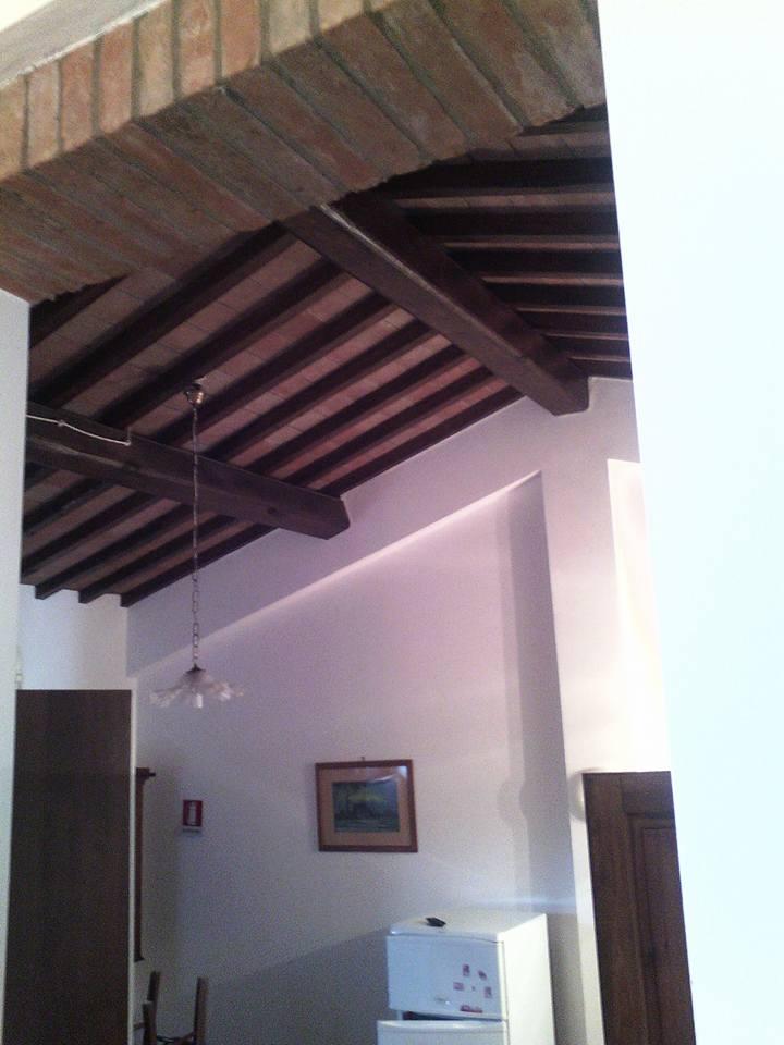 Soluzione Semindipendente in affitto a Montaione, 3 locali, prezzo € 800   Cambio Casa.it