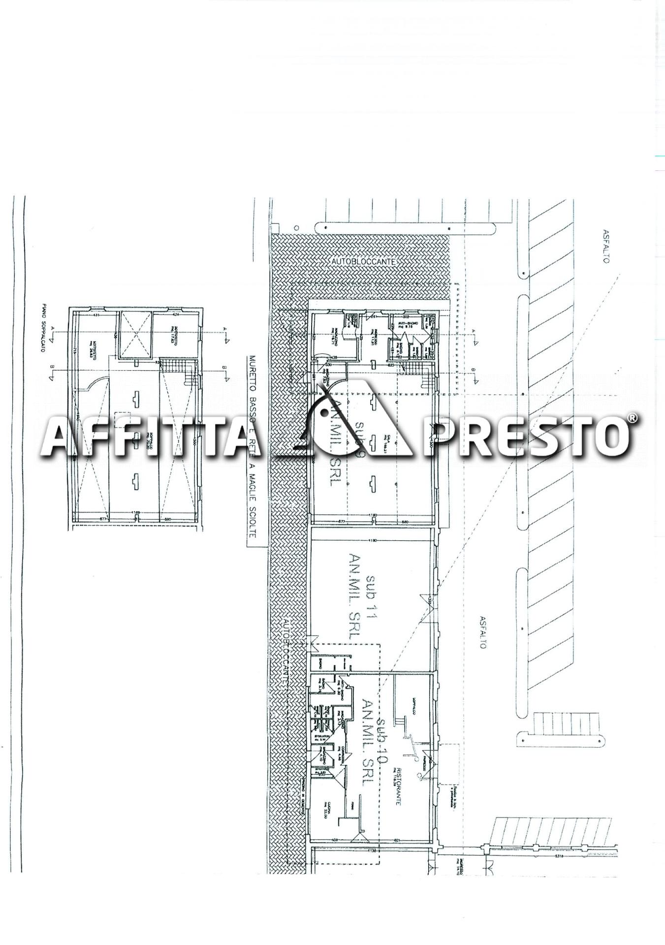 Attivit commerciale in affitto a porta a lucca pisa - Obbligo bagno disabili attivita commerciale ...