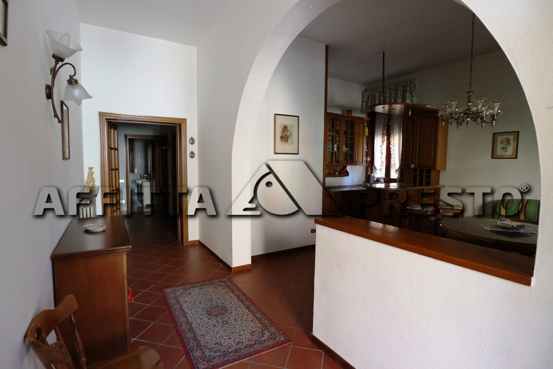 Appartamento in affitto a Pontedera, 3 locali, prezzo € 550   Cambio Casa.it