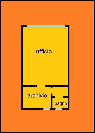 Ufficio / Studio in affitto a Massa Lombarda, 9999 locali, prezzo € 400   CambioCasa.it