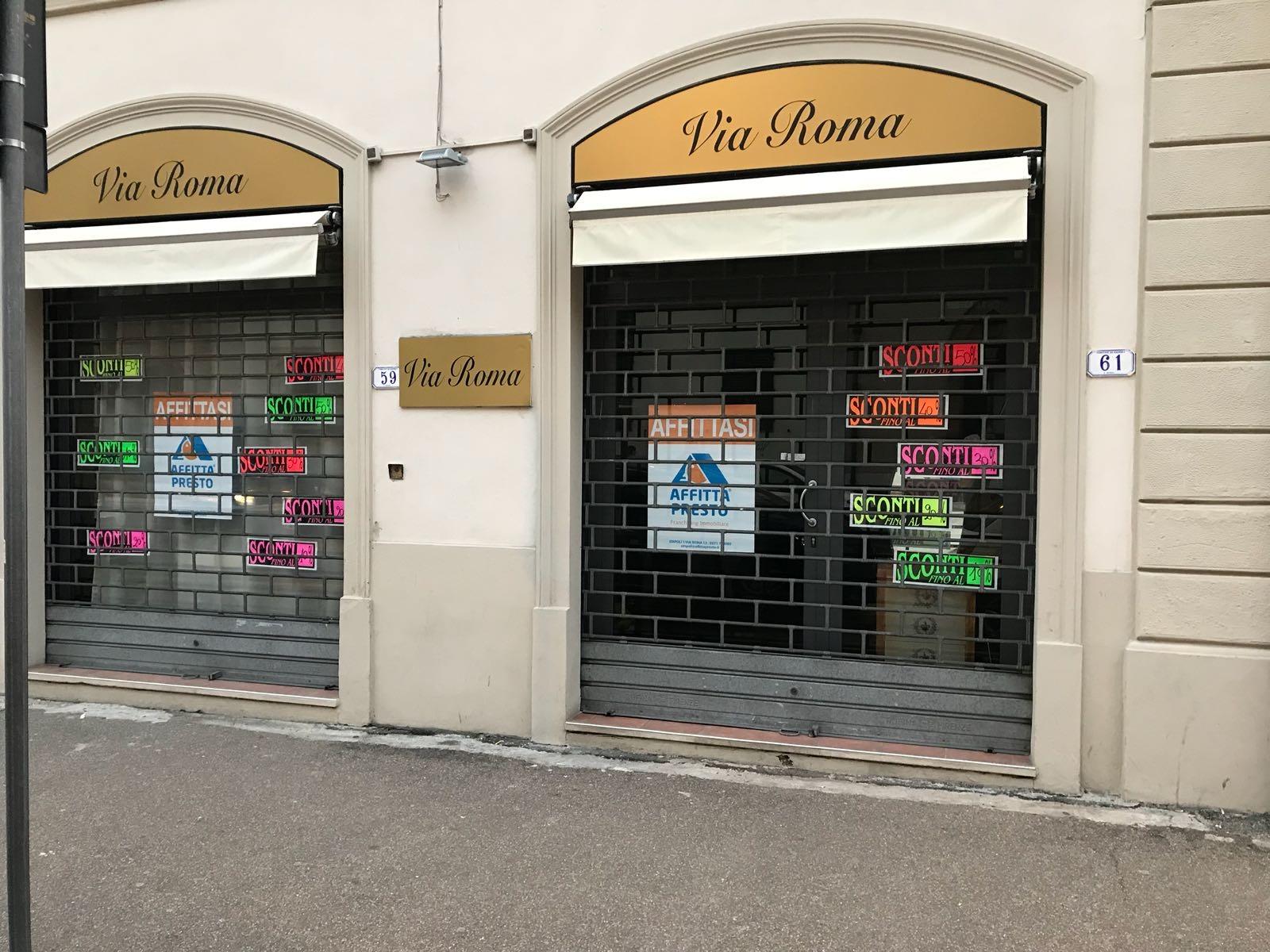 ATTIVITA' COMMERCIALE in Affitto a Empoli (FIRENZE)