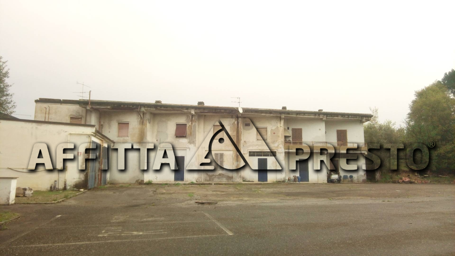 Capannone industriale in affitto - Montopoli in Val d'Arno