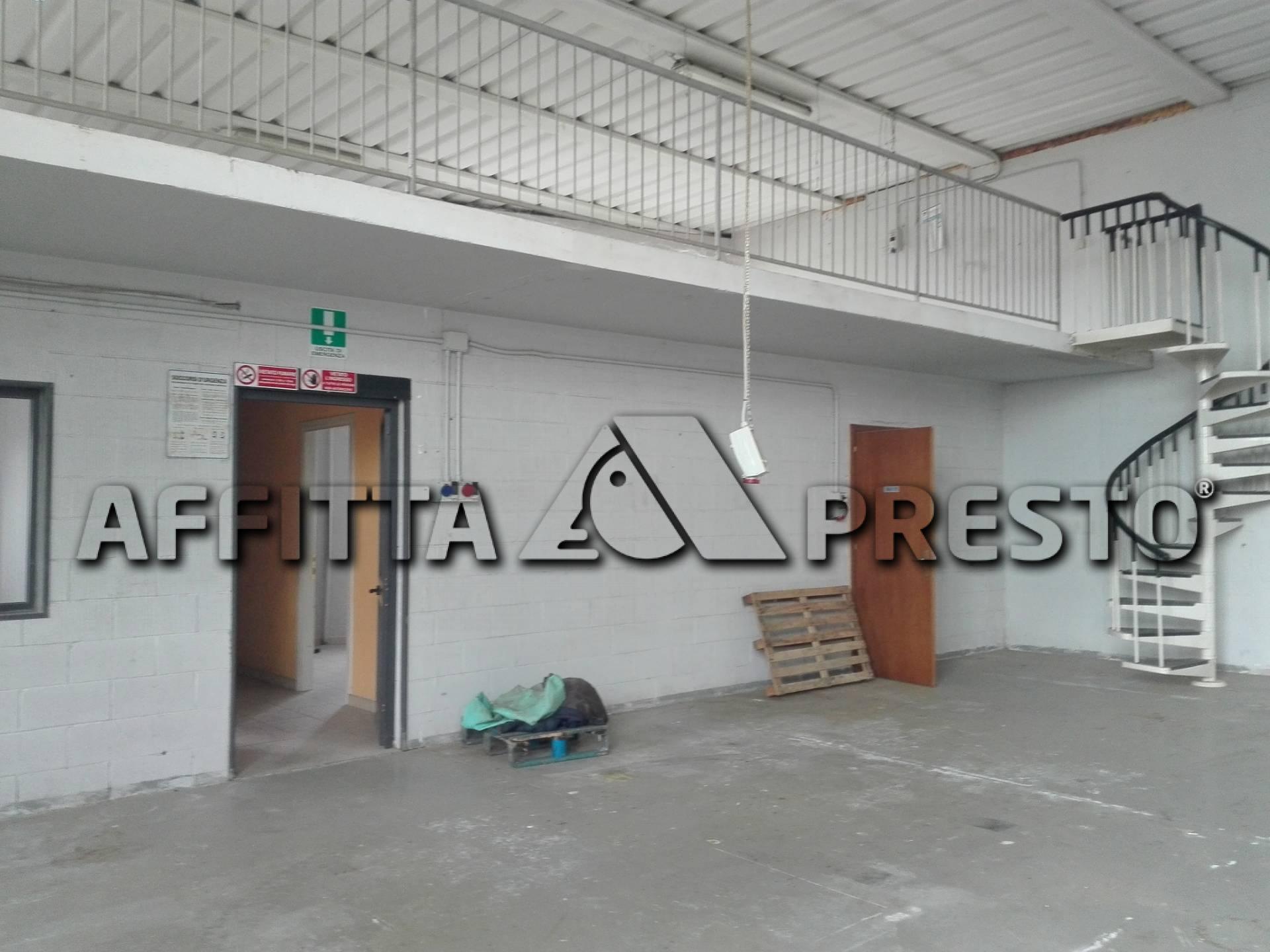 Capannone artigianale in affitto a Bientina (PI)