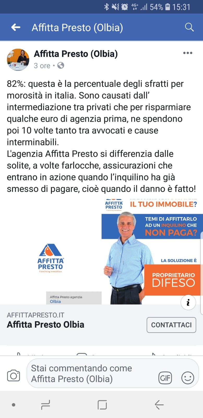 Appartamento in affitto a Solarolo, 6 locali, prezzo € 500 | CambioCasa.it