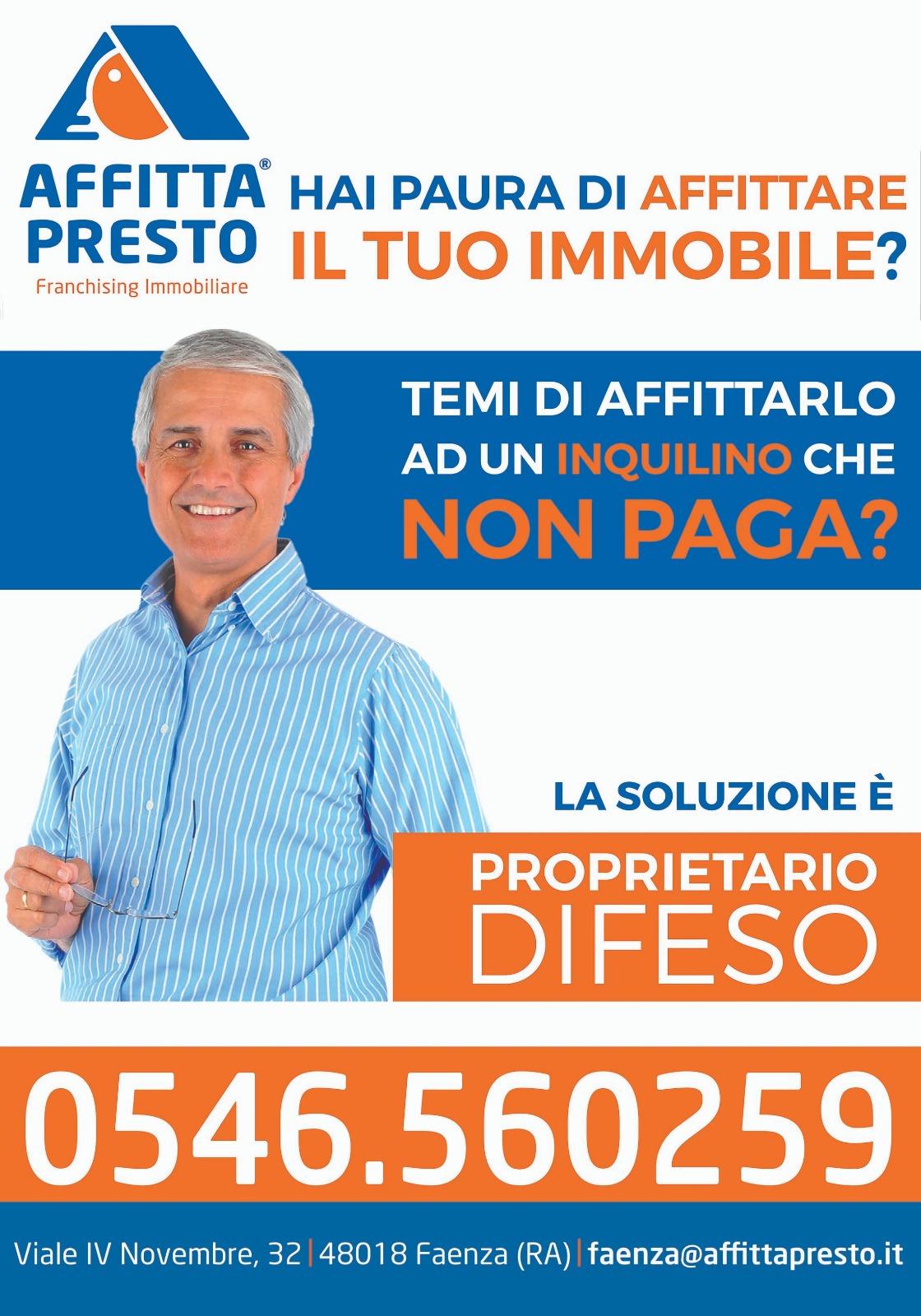 Negozio / Locale in affitto a Faenza, 9999 locali, zona Località: CENTRO, prezzo € 500   CambioCasa.it