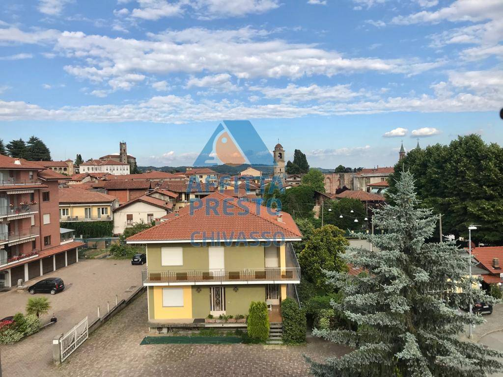 APPARTAMENTO in Affitto a Castellamonte (TORINO)