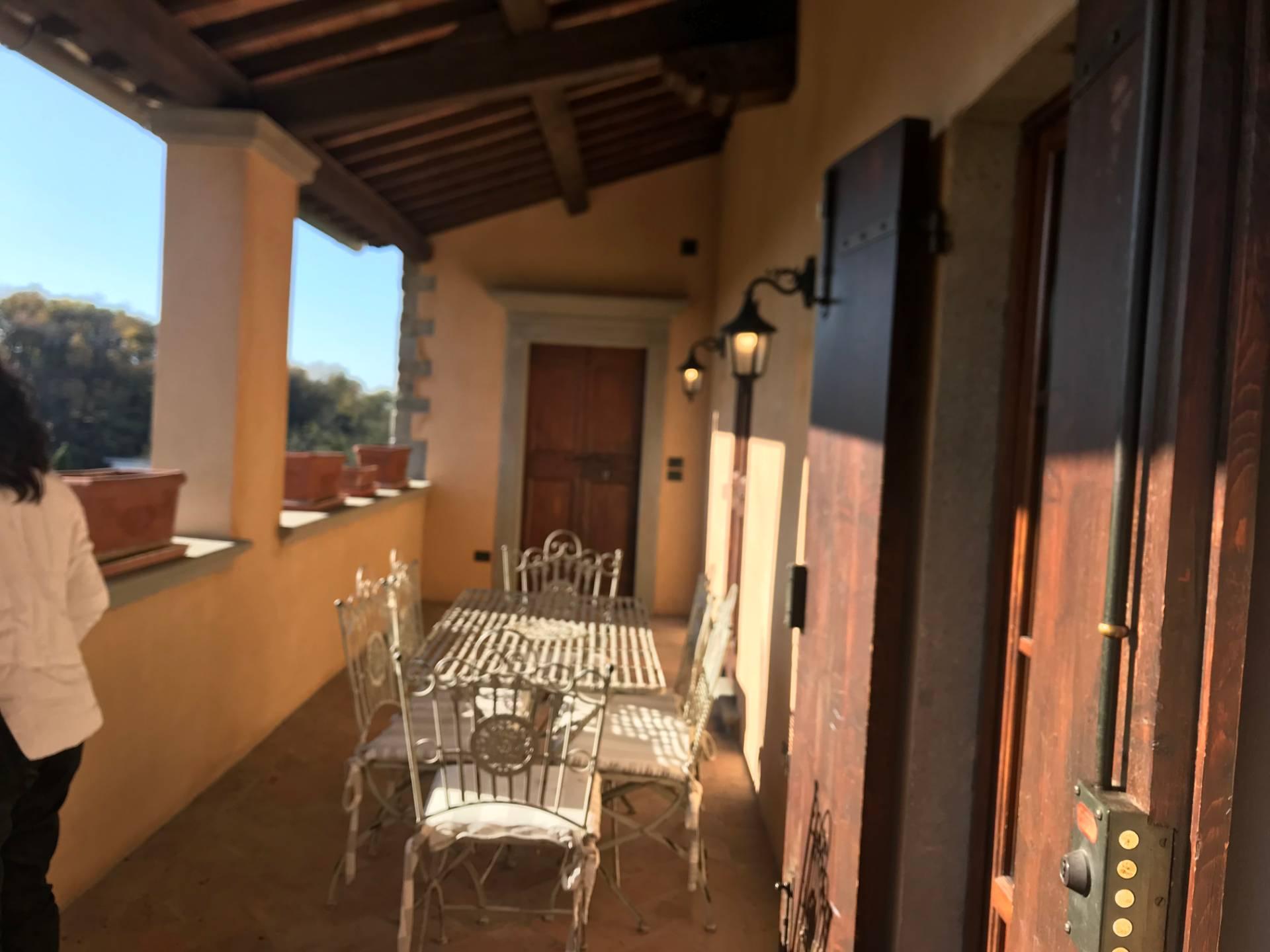 Villa a Schiera in affitto a Lamporecchio, 5 locali, prezzo € 1.100   CambioCasa.it