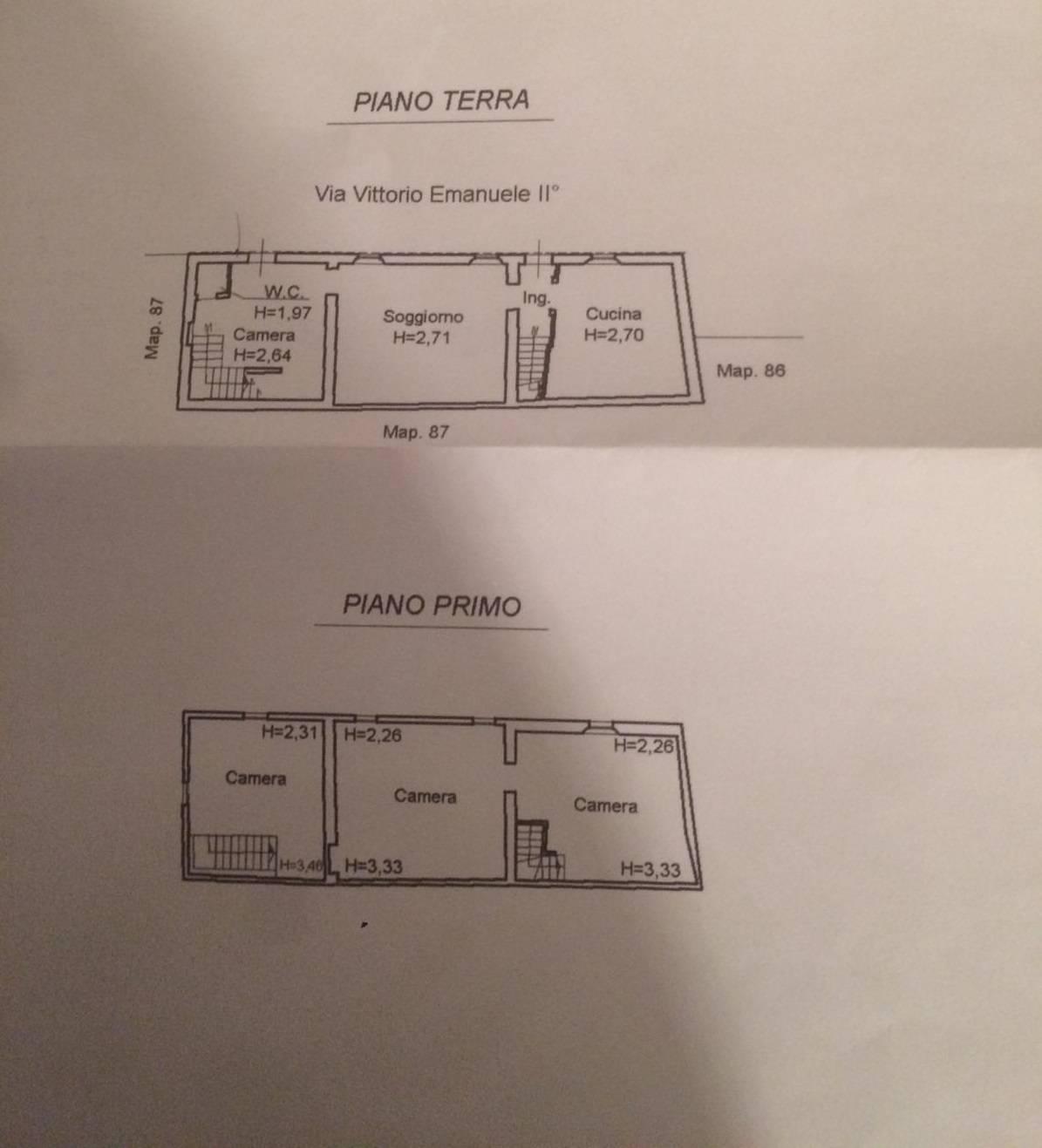 Soluzione Indipendente in affitto a Sant'Agata sul Santerno, 6 locali, prezzo € 50.000 | CambioCasa.it