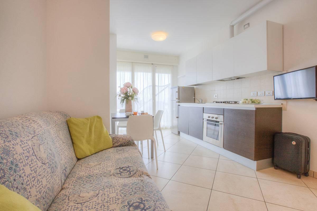 Appartamento in affitto a Bellaria Igea Marina, 2 locali, zona Zona: Bellaria, prezzo € 550 | CambioCasa.it